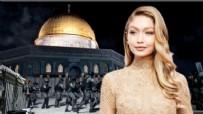 Gigi Hadid'den İsrail tepkisi