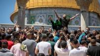 Şehit olan Filistinli sayısı 122'ye yükseldi