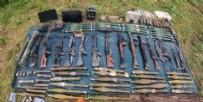 ABD'den garip M-16 savunması! 3200 kilometrelik terör koridoru: TSK'nın ele geçirdiği silahlar ortalığı karıştırdı...