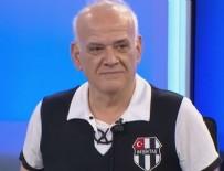 Ahmet Çakar Beşiktaş forması giydi!