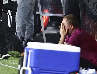 Beşiktaş Şampiyon oldu! Sergen ağladı!