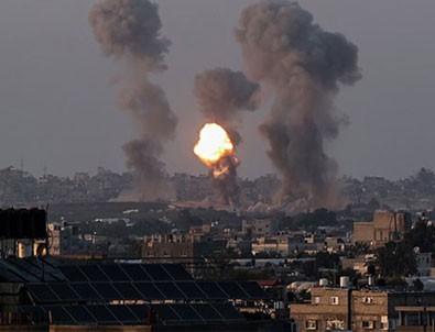 İsrail'le 2 saatlik ateşkes!