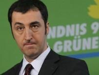 Alman siyasetçiden Cem Özdemir'e tokat gibi cevap!