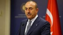 Bakan Mevlüt Çavuşoğlu'ndan 'Filistin' mesajı: Türkiye gereken her adımı atmaya hazırdır