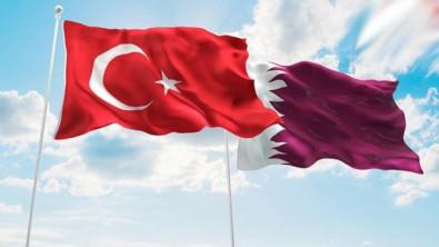 Katar'dan Türkiye'ye Filistin desteği!