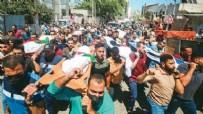 Daha kaç masum ölecek? Katil İsrail aynı aileden 8'i çocuk 10 kişi katletti