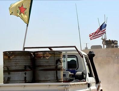 ABD yönetiminden PKK'lı teröristlere ziyaret!