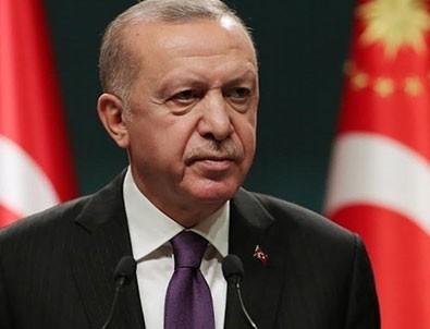 Başkan Erdoğan'dan müjdeler!
