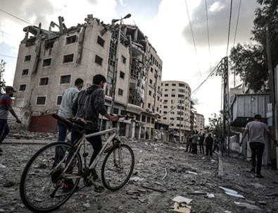 BM acı raporu açıkladı: 38 binden fazla Filistinli...!!!