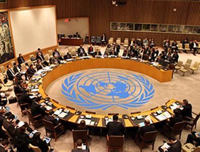 BM Filistin gündemiyle toplanacak!