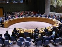BM Güvenlik Konseyinde ABD engeli!