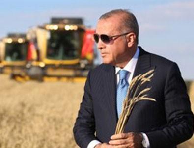 Esnaf ve çiftçilerden Başkan'a teşekkür!
