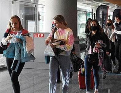 Kültür ve Turizm Bakanı Nuri Ersoy Rus turistlerle ilgili detayları verdi!