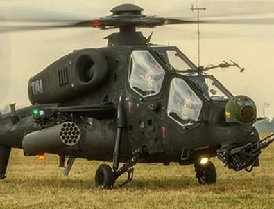 Yeni Atak helikopterleri Emniyet Genel Müdürlüğü'ne teslim edildi!
