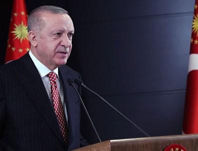 Başkan Erdoğan'dan 19 Mayıs mesajı: 'Gençlerimiz devraldıkları bayrağı!'