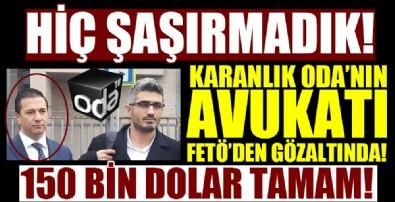 Eski Oda TV'cilerin avukatı FETÖ borsası kurmaktan gözaltına alındı!