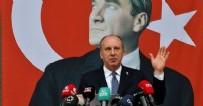 MUHARREM İNCE - Muharrem İnce'den flaş açıklamalar: Atatürk'e saygısızlık yapanı partide istemiyoruz