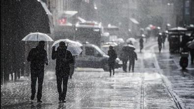 Meteorolojiden İstanbul ve birçok il için gök gürültülü sağanak uyarısı! 18 Mayıs hava nasıl olacak?