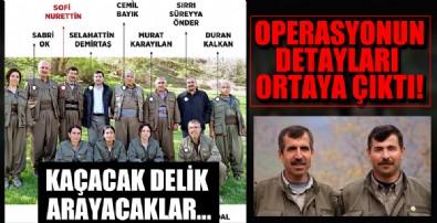 PKK'nın Suriye sorumlusu Sofi Nurettin'in öldürüldüğü TSK ve MİT operasyonunun ayrıntıları