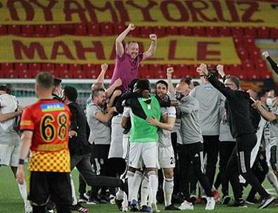 Şampiyon Beşiktaş kupasını ne zaman alacak?
