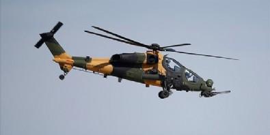 TUSAŞ'tan Emniyet'e ATAK helikopteri teslimatı