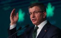 AHMET DAVUTOĞLU - Ahmet Davutoğlu: Cumhurbaşkanı olmak isterim