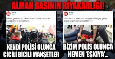 Alman basınının Türk polisi hakkında algı oluşturma çabası