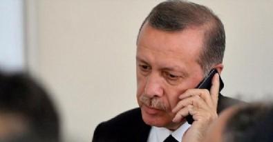 Başkan Erdoğan'dan taziye mesajı!