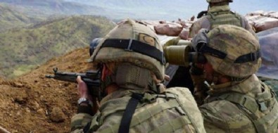 MSB duyurdu: 2 terörist etkisiz...