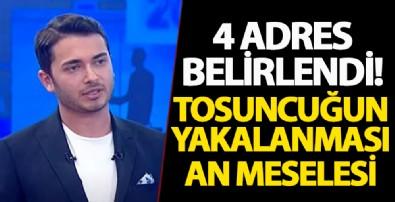 THODEX'in kurucusu Faruk Fatih Özer'in kaldığı adresler tespit edildi