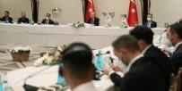 SERGEN YALÇIN - Başkan Erdoğan şampiyonları kabul etti