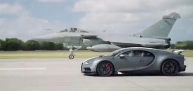 Dev kapışma! Bugatti, Rafale meydan okudu
