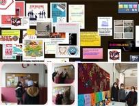 Aşık Veysel Ortaokulu'ndan akran zorbalığına karşı 'Gücümüz Birlikteliğimiz' e-Twinning projesi