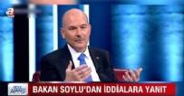 """KORKUT EKEN - İçişleri Bakanı Süleyman Soylu'dan iddialara yanıt! """"Ben özne değilim, hedef Türkiye"""""""