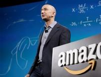 Jeff Bezos'tan Amazon kararı!