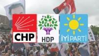 SELAHATTİN DEMİRTAŞ - HDP'li Kürkçü: Muhalefet bizsiz iktidar olamaz