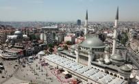 EKMELEDDİN İHSANOĞLU - Başkan Erdoğan'ın açılışına katılacağı Taksim Cami'nin özellikleri...