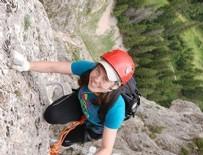 Her yerde aranıyordu! Ukraynalı dağcı Yana Kryvosheia'dan acı haber!