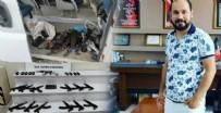 MEHMET POLAT - CHP'li başkanın oğlu silah kaçakçısı çıktı
