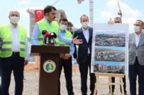 ATİLLA KAYA - İzmir'de CHP'li vatandaşlar, Murat Kurum'a konutlardan dolayı teşekkür etti