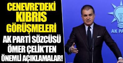 AK Parti MYK sonrası Ömer Çelik'ten flaş açıklamalar