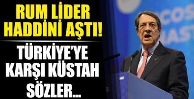Rum liderden Türkiye'ye hadsiz sözler!