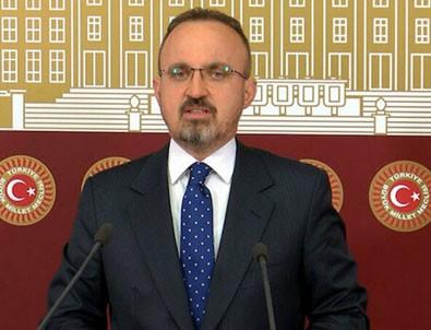 AK Parti'den İYİ Parti'ye 'Anayasa' tepkisi!