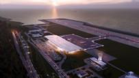 KEMAL ÇEBER - Rize Havalimanı yıl sonunda açılacak