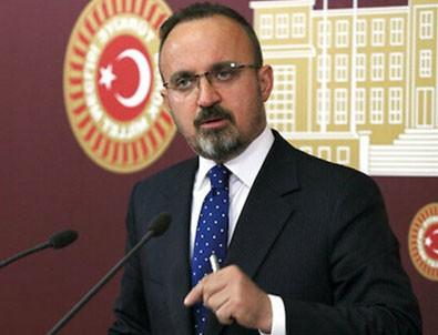 Bülent Turan'dan CHP'li Erdoğdu'ya sert tepki!