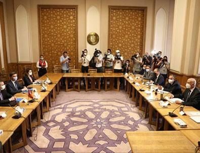 Mısır Dışişleri açıkladı: Kritik görüşme başladı!