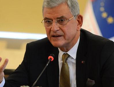 BM Genel Kurul Başkanı Bozkır'dan Ermenistan'a sözde soykırım cevabı!