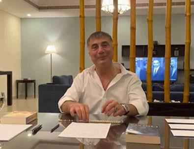 Jandarma Genel Komutanlığı'ndan, Sedat Peker'in iddialarına yalanlama!