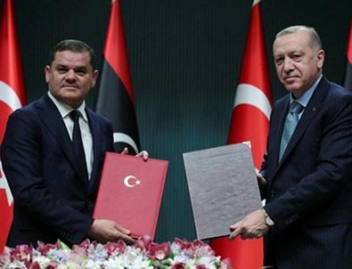 Libya Başbakanı Abdulhamid Dibeybe'den Türkiye ve Yunanistan açıklaması!