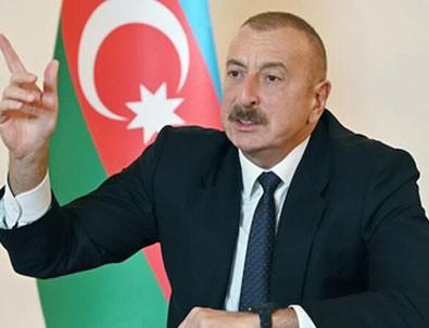 Aliyev imzayı attı! Başkent ilan edildi!
